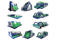 Inflatable 5k Sport Games , Inflatable 5K Running Obstacle For Adults